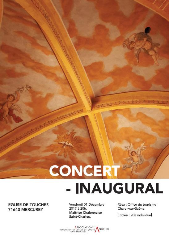 Concert inaugural