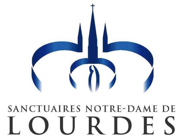 Logo sanctuaires de lourdes